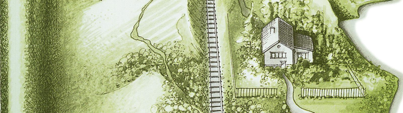 100 x 75 cm Geländeteppich Neu Heki 30941 Grasmatte herbstfarben 9,85€//m²